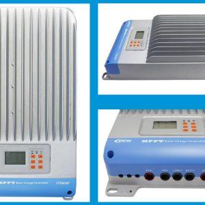 Regulador de Carga EP Solar 45A MPPT Solutronic