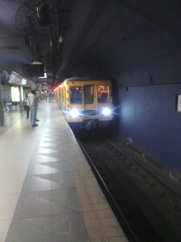 Iluminación a leds para subterráneo Solutronic - Desarrollos especiales