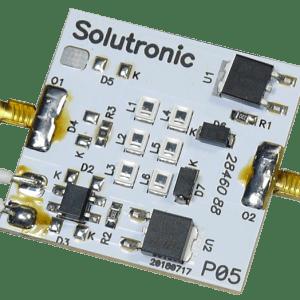 Reemplazo electrónico a leds P05 Solutronic Faros 634 640