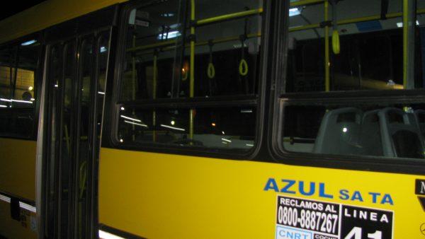 Luminarias a leds transporte público Solutronic
