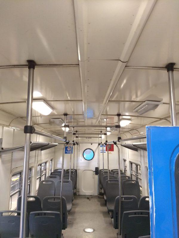 Iluminación a leds para ferrocarriles Solutronic - Desarrollos especiales