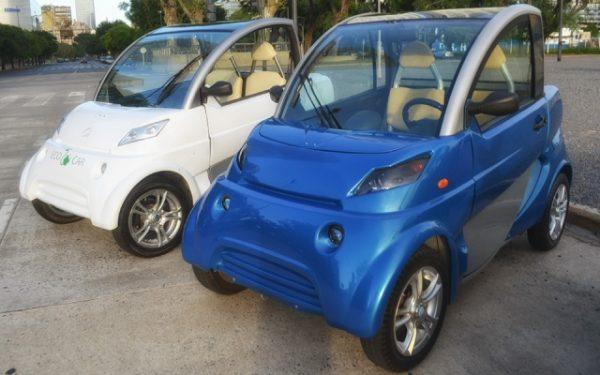 Desarrollo especial faros traseros Sero Electric auto eléctrico Solutronic