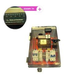 Tablero de conexión fotovoltáico
